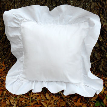 Gigi Ruffle Pillow