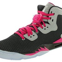 Jordan Air Spike Forty PE Youth Round Toe Synthetic Multi Color Basketball Shoe jordan