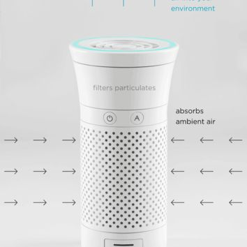 Wynd - the smartest air purifier ever