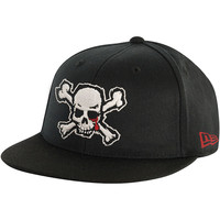 Blood For Blood Men's  Logo Black Baseball Cap Black