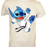 Lilo And Stitch Karate Kick T-shirt