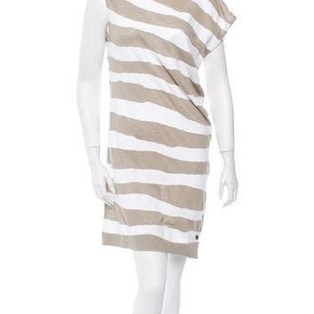 Balenciaga Striped Dress w/ Tags