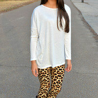 On The Prowl Print Leggings