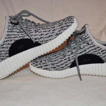62c6bbd07cc Adidas Yeezy Boost 350 Turtle Dove Grey from donwardlux on Etsy