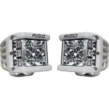 Rigid Industries D-SS PRO Flood LED - Pair - White [862113]