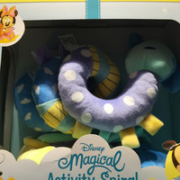 disney parks for baby soft magical activity spiral new with box
