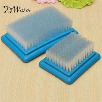 KiWarm Durable 2 Sizes Small Large Felting Needle Mat Brush Embroidery Stitching Punch Craft Accessories Tool