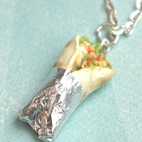 Burrito Necklace