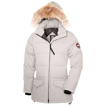 Canada Goose Solaris Parka Women's| Best Deal Online