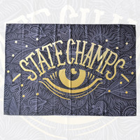 State Champs - Eye Wall Flag