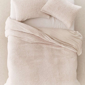 Sherpa Duvet Cover | Urban Outfitters