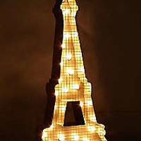 Eiffel Tower Marquee