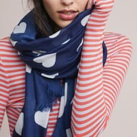 Open-Hearted Scarf