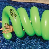 Swimline Spring Thing Inflatable Pool Toy:Amazon:Patio, Lawn & Garden