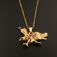 New Arrival Shiny Gift Jewelry Stylish Hot Sale Fashion Hip-hop Club Necklace [6542768259]
