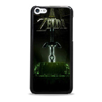 The Legend Of Zelda Sword Games Iphone 5c Case
