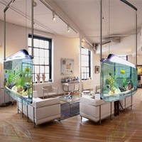 Hanging Fish Aquarium - Opulentitems.com