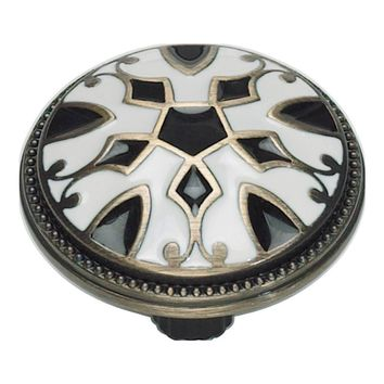 Atlas Homewares Canterbury Round Knob