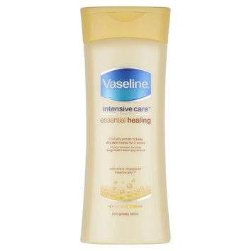 Vaseline Essential Moisture Daily Body Lotion, 13.52 Ounce
