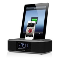 iHome iDL100 Lightning Dock Triple Charging FM Clock Radio with USB Charge/Play - Apple Store (U.S.)