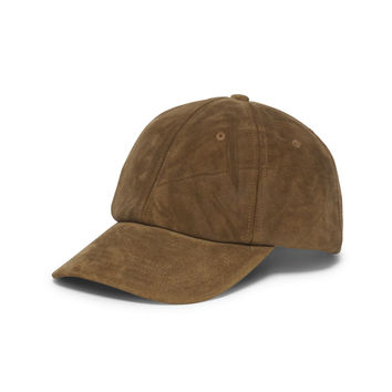 SUEDE HUNTING HAT
