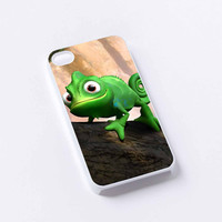 disney tangled cameleon pascal iPhone 4/4S, 5/5S, 5C,6,6plus,and Samsung s3,s4,s5,s6