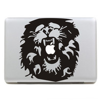 Lion Macbook Stickers Mac Decals Laptop Decal Cover Stickers Macbook Pro/Air/ipad sticker Vinyl sticker Apple sticker