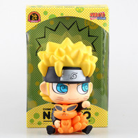 Online Shop Naruto Uzumaki Naruto Namikaze Minato Hatake Kakashi Piggy Bank PVC Figures Naruto Items Collectible Model Toys Free Shipping|Aliexpress Mobile