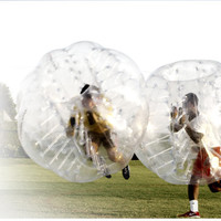 Knocker Ball™ - New! Ultimate Contact Sport - Get In The Ball!
