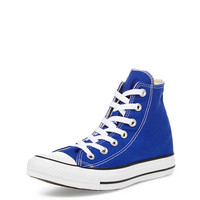 Converse Men's CT 70 Hi Sneaker - Bright Blue - Size 4m/6w