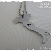 Italy Necklace - Make a STATEment