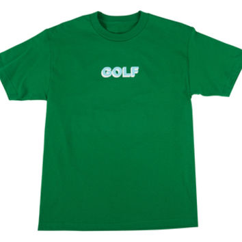GOLF 3D TEE KELLY GREEN