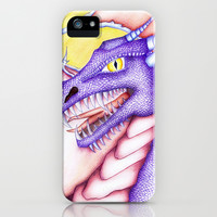 Dragon iPhone & iPod Case by Susaleena