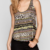 Billabong Midday Womens Tank Cream Combo  In Sizes