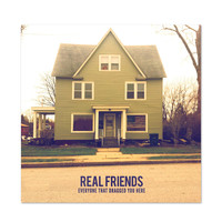 Real Friends - Everyone That Dragged You Here Vinyl EP | Hot Topic