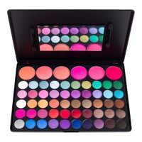 Coastal Scents: 56 Shadow Blush Palette by Coastal Scents