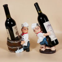 Bottle wine rack.Suit for home and office.Put the wine in right place = 4486852804