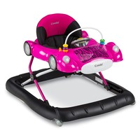 Zoom trade Mobile Entertainer Zebra Pink 311340047 | Baby Walkers | Activity | Baby Gear | Burlington Coat Factory