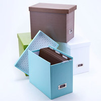 See Jane Work Basic File Box-ALL NEW - See Jane Work
