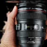 FreshGadgetz Camera Lens Cup (First Generation -Lens Coffee Mug)