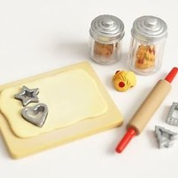 Rement Petit Kitchen 1/6 Dollhouse Miniature Food Pullip Moms Holiday Cookies