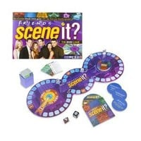 Scene It? Friends Edition DVD Board Game