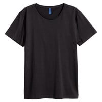 Cotton JerseyT-shirt - from H&M