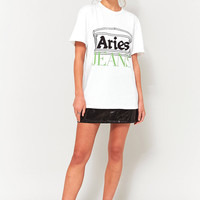 Aries Jeans T-Shirt | Urban Outfitters