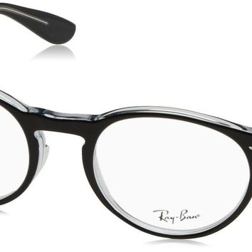 Ray-Ban Phantos RX 5283 Round Sunglasses for Mens - Size - 51
