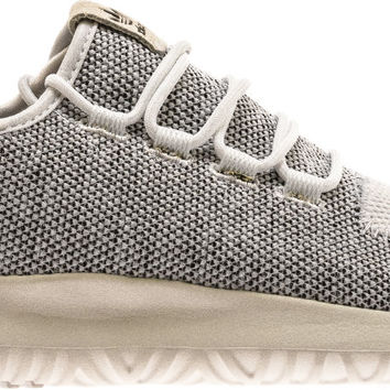 Tubular Shadow Knit Low Mens Lifestyle Shoe (White/Black)