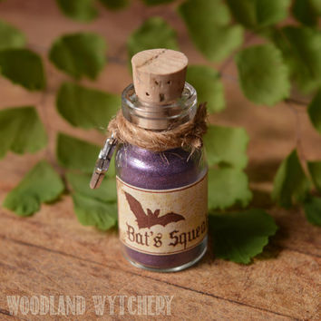 FAERIE DUST-Bat's Squeak-Natural Mineral Eyeshadow