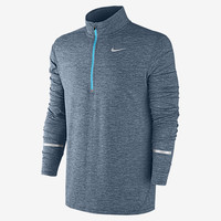 The Nike Dri-FIT Element Half-Zip Men's Running Shirt.