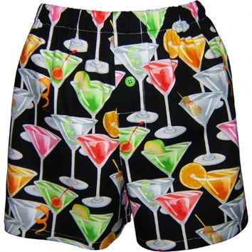 Happy Hour Martinis Boxer