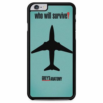 Greys Anatomy Who Will Survive iPhone 6 Plus / 6s Plus